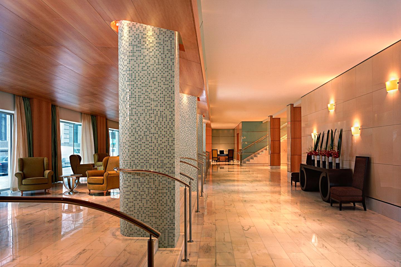 Renaissance Pere Marquette Hotel Lee Ledbetter Amp Associates